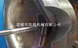 供应全自动蒸汽加热行星搅拌炒锅