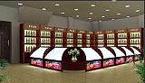 泉州展示道具展柜展架设计制作安装厂家;