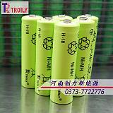镍氢电池AA600mah太阳能灯电池5号充电电池厂家直销