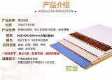 欧堡竹木纤维集成墙板快装墙板生态木护墙板