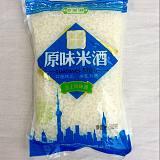 厂家直销糯米酒自酿原味孕妇产后月子米酒醪糟酒酿汁500g河南特产小吃食品