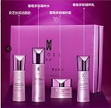 護膚品4件套 化妝品套盒 提亮膚色 保濕補水 去皺紋