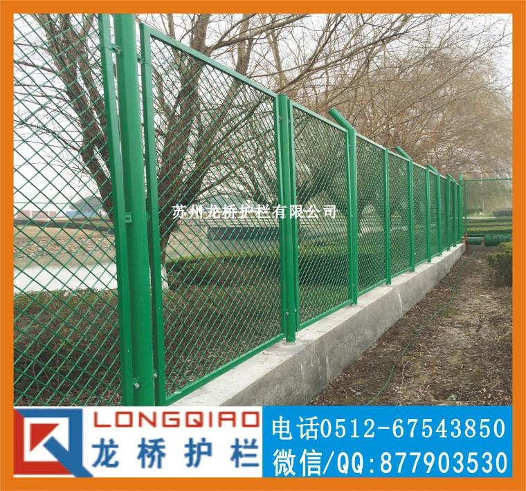 杭州物流园护栏网 杭州海关护栏网 龙桥护栏厂直销