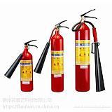 贵阳消防器材零售推车二氧化碳灭火器;