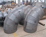 山东虾米腰弯头合金材质虾米腰制造厂家