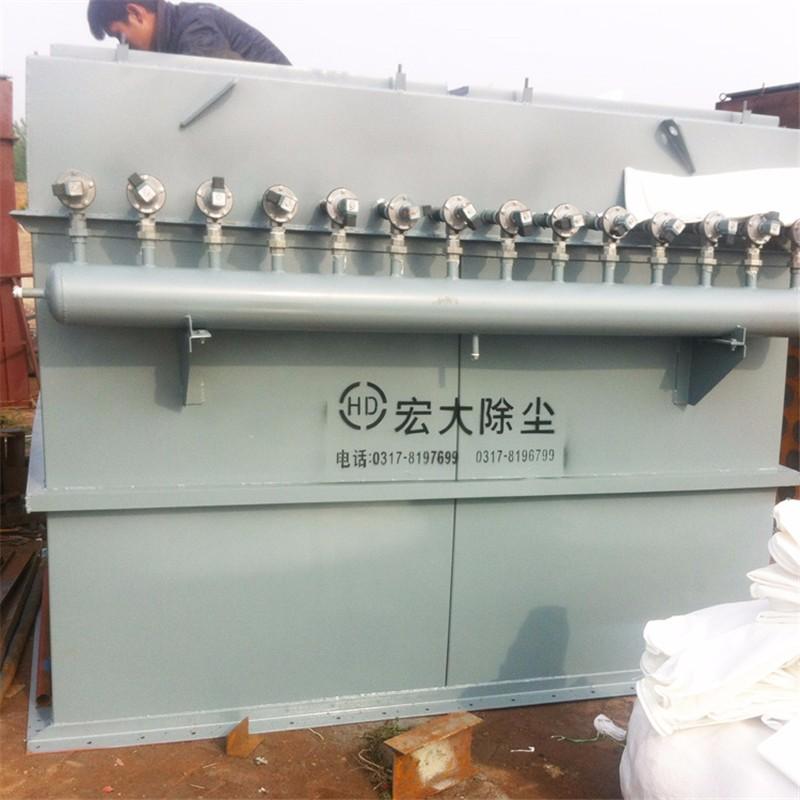 山东 宏大脉冲布袋除尘器 结构紧凑 厂家直销