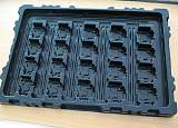 抗靜電吸塑托盤定制加工,廠家直銷;