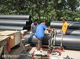 HDPE高密度给供排水油污管
