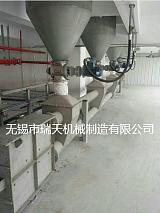 建筑原料、水泥粉料、化工粉料的管链输送机 化工专用;
