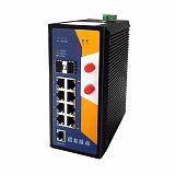 单模单纤POE供电MIS多业务以太网交换机