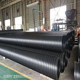 1600钢带增强聚乙烯螺旋波纹管价格
