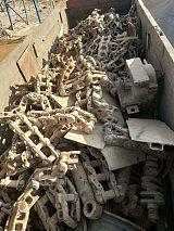 本公司现款大量收购各种废钢,焦钢生铁,报废车机件