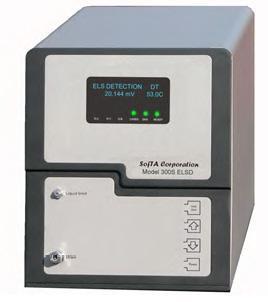 索福达(SOFTA)M300S蒸发光散射检测器琛航科技总代理