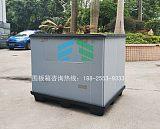 广东大型1100×1100蜂窝板围板箱折叠式蜂窝板围板箱