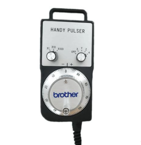 日本兄弟Brother钻铣中心专用电子手轮 HP-V01-2Z1兄弟机专用手轮