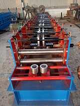 泊頭昊碩機械生產C/Z/U冷彎成型機彩鋼瓦機全自動係統性能高質優價廉