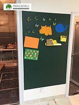 Magwall供应擦写不留痕办公居家多用磁性软绿板