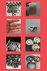 沧州硬质合金模具钨钢冲头合金芯头合金轮合金锤五金刀具;