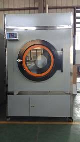 泰州大型洗衣房设备工业烘干机干衣机毛巾烘干机全钢烘干机;