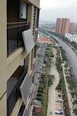 苏州太阳能品牌——江苏阳光四季新能源提供平板集热器OEM代加工