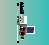 市政或小區管道檢測設備 高清無線管道潛望鏡QV;