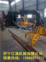 廠家定做各種型號固定式抓鋼機 多功能電動大噸位抓鋼機現貨銷售