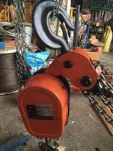 批发定做环链电动葫芦 小型电动提升机 1吨6米电动葫芦 怀鸽牌;