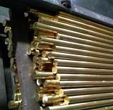 洛阳H65环保黄铜棒、国标光亮黄铜棒;