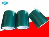 PET高溫綠膠帶 絕緣高粘耐高溫膠帶 電鍍綠膠帶