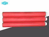 红色美纹纸胶带 红色复合美纹纸 耐高温喷涂烤漆遮蔽胶带