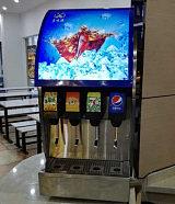 漯河漢堡店可樂機飲品店冰淇淋機;