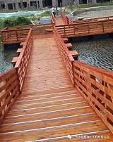 木結構碼頭