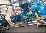 山東304不鏽鋼管鏈輸送機、硫磺粉管鏈輸送成套設備定製;