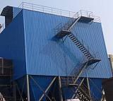 泊头ZC型机械回转反吹扁布袋除尘器专业生产厂家