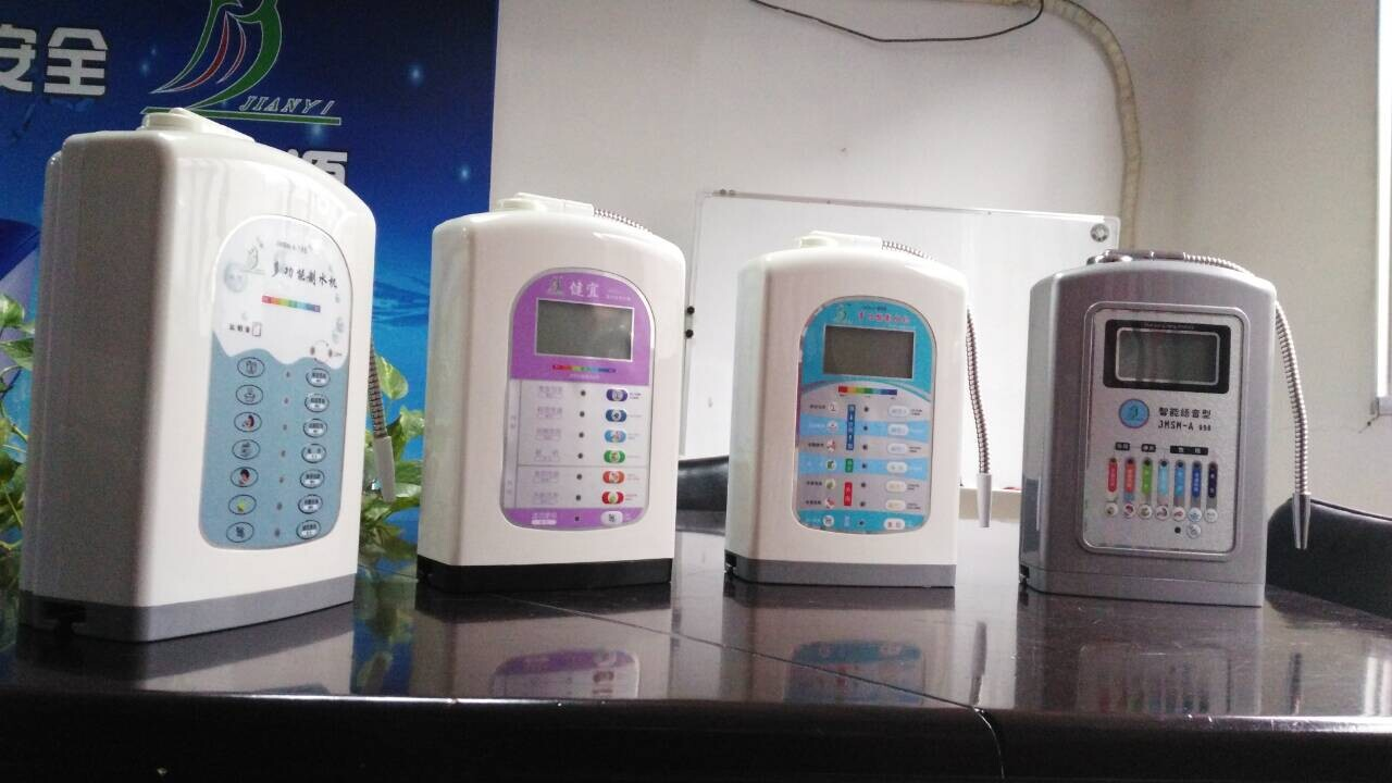 天津磁健科技bwin手机版登入净水器