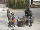 廣場小區園林公園鑄銅雕塑戶外園林景觀大型銅雕加工定做;
