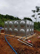 湖南不锈钢水箱、二次供水设备、玻璃钢化粪池