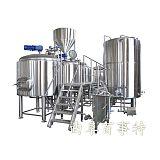 曲阜百事特自酿啤酒设备 专业德国精酿啤酒生产线供应商