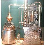 国产伏特加蒸馏设备 专业紫铜蒸馏器产出原风味好酒