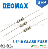 REOMAX品牌SFP/STP玻璃管保险丝3.6*10mm 200MA-10A