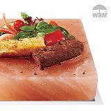 盐板 喜马拉雅玫瑰盐板天然烧烤盘酒店厨房创意烹饪冷盘日式餐具