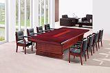 陕西办公家具会议桌 办公会议桌 培训室会议桌
