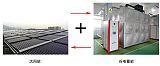 大连美天新能源 太阳能加谷电储能供暖系统