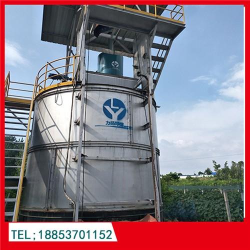 鸡粪发酵罐对于再生资源综合利用有着重要意义