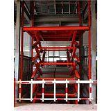 固定货梯升降机特出设计定做 济南厂家 高旺牌品牌;