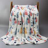 竹纖維紗布浴巾