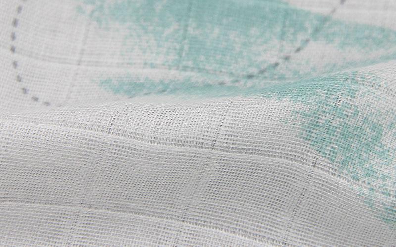 纯棉纱布毯子