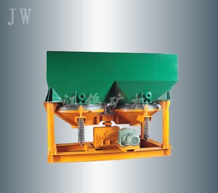 江西省江钨电厂垃圾炉渣分选设备