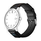 表帶黑科技 智能穿戴新形態 智能表帶 真皮表帶 適用于20mm 22mm