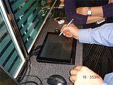 供应银行营业厅柜台业务工单无纸化办公10寸电磁式液晶签名板;
